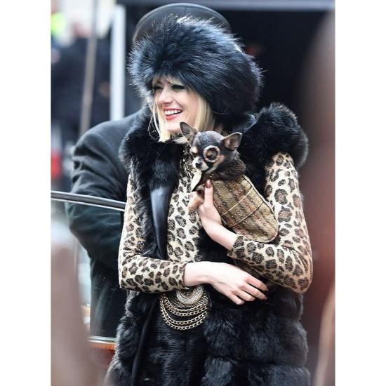 Cruella 2021 Cruella De Vll Fur Coat