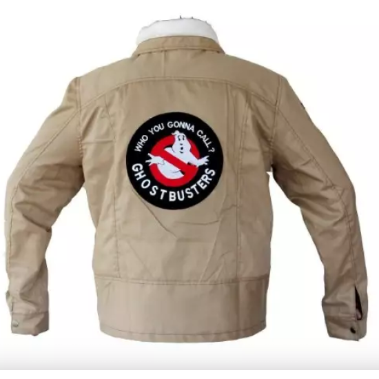 Ghostbusters Afterlife Cotton Jacket