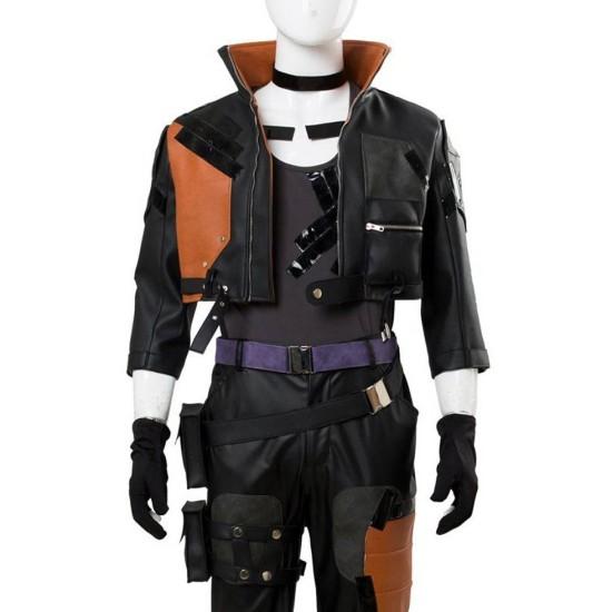 God Eater 3 Hugo Pennywort Leather Jacket