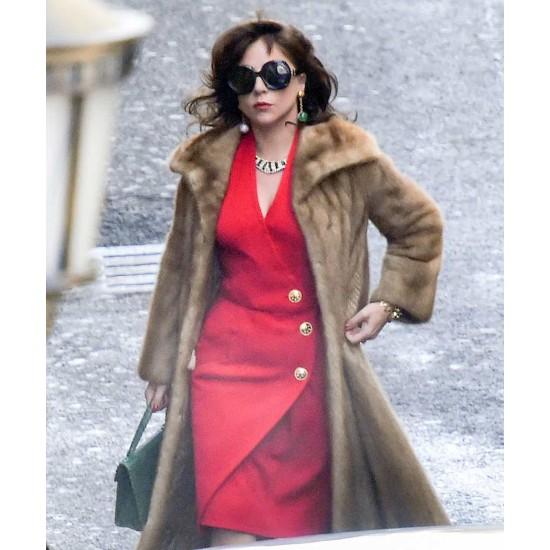 House Of Gucci Lady Gaga Coat