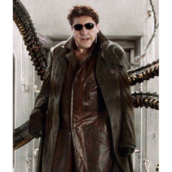 Spider-Man No Way Home Otto Octavius Coat