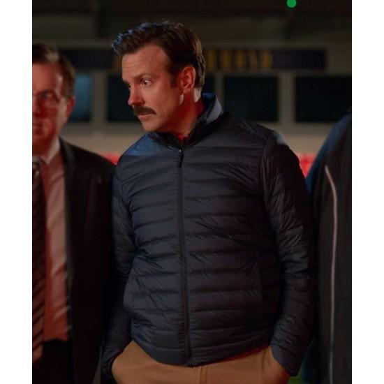 Ted Lasso Jason Sudeikis Stylish Jacket