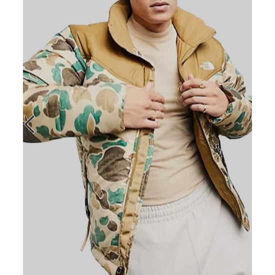 Ted Lasso S2 Richard Puffer Jacket