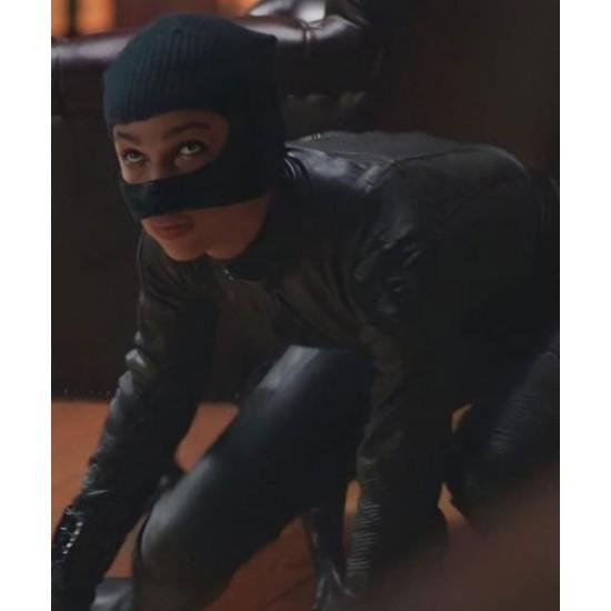 The Batman Selina Kyle Leather Jacket