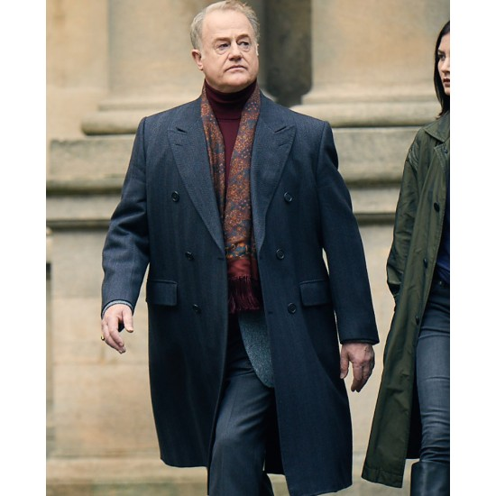 A Discovery of Witches Owen Teale Black Coat