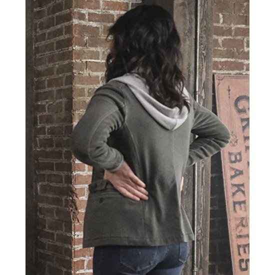 Floriana Lima A Million Little Things Hooded Jacket