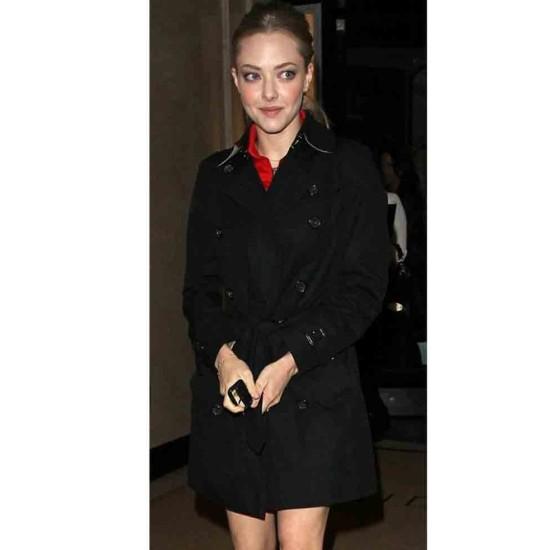 Amanda Seyfried A Million Ways to Die in the Black Coat