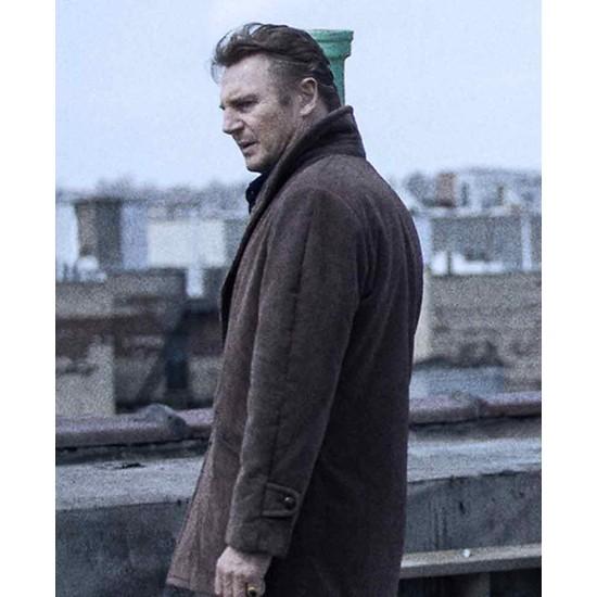 A Walk Among The Tombstones Liam Neeson Coat
