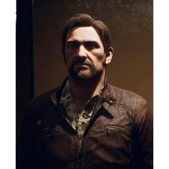 A Way Out Game Vincent Leather Jacket