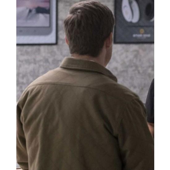 Adam Devine Jexi Green Jacket