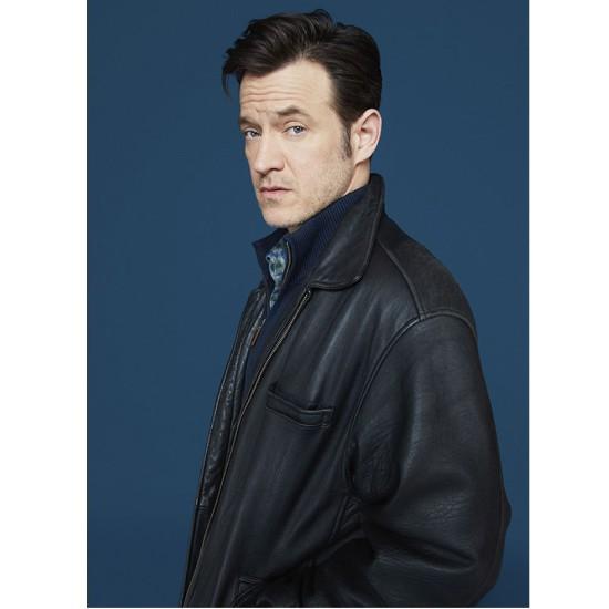 Dietland Adam Rothenberg Brown Leather Jacket