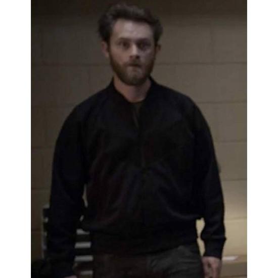 Agents of S.H.I.E.L.D. Matt O'Leary Satin Jacket
