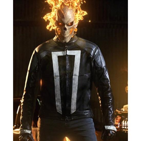 Agents of Shield Robbie Reyes Jacket