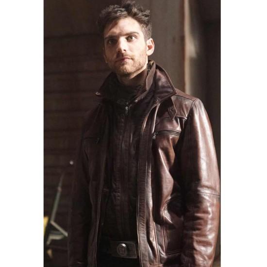 Agents of Shield Deke Shaw Leather Jacket