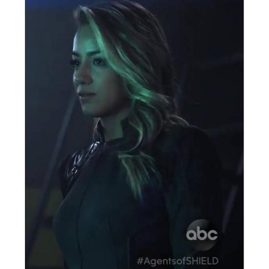 Agents of S.H.I.E.L.D. S06 Chloe Bennet Jacket
