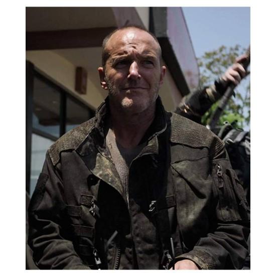 Agents of Shield S07 Clark Gregg Jacket