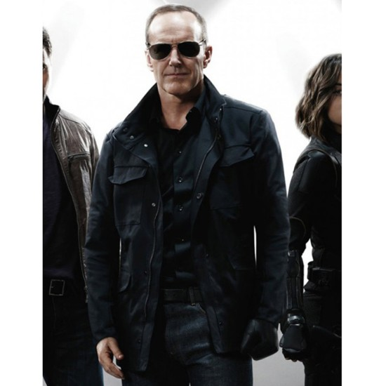 Agents of Shield Season 3 Phil Coulson Jacket