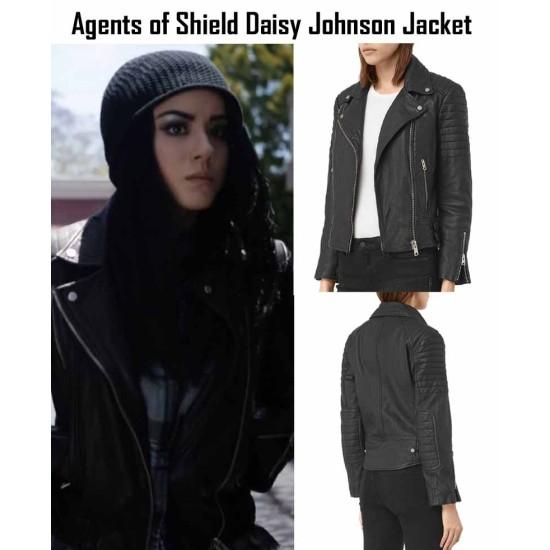 Agents of Shield Season 4 Daisy Johnson Jacket