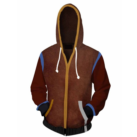 Aiden Caldwell Dying Light 2 Hoodie