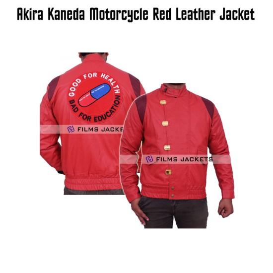 Good for Health Bad for Education Akira Kaneda Jacket