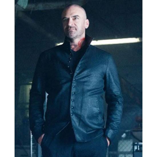 Alan Van Sprang Shadowhunters Jacket
