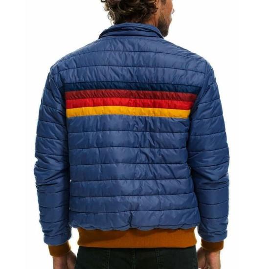 Alex Saxon Nancy Drew Blue Jacket