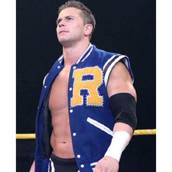 Alex Riley R Blue Vest