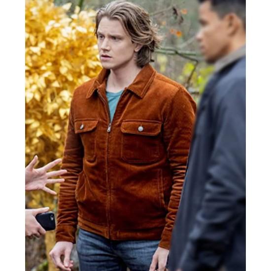 Alex Saxon Nancy Drew Velvet Jacket