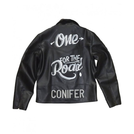 Arctic Monkeys One For The Road Alex Turner Leather Jacket