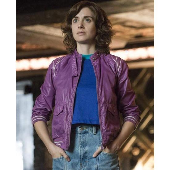 Glow Ruth Leather Jacket