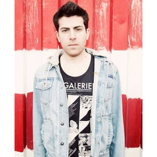 Allen No Faith In Brooklyn Jacket wit Hood
