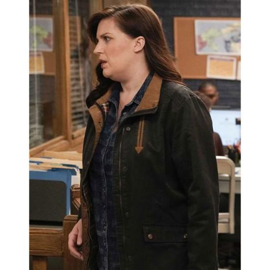 Emergence Allison Tolman Cotton Jacket