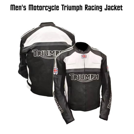 Men's Triumph Bike Racing Jacket