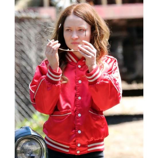 American Gods Emily Browning Bomber Jacket