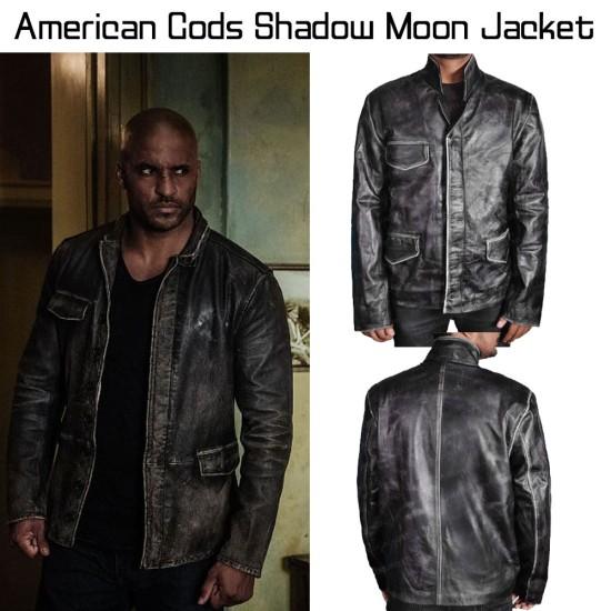 American Gods Shadow Moon Jacket