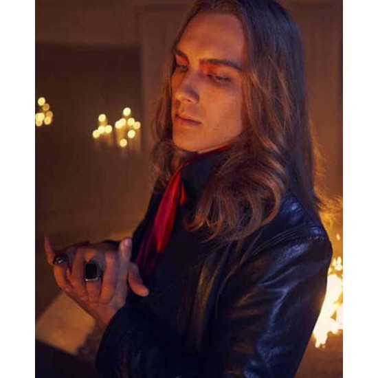 Cody Fern American Horror Story Trench Leather Coat