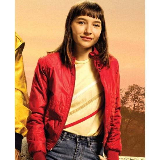 Anastasia Bampos Go Red Jacket