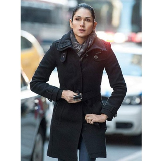 Angela Valdes Power Coat