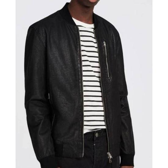 Animal Kingdom Finn Cole Leather Jacket