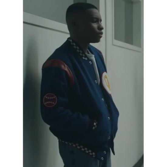 Antron Mccray Varsity Jacket
