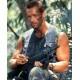 Arnold Schwarzenegger Predator Leather Vest