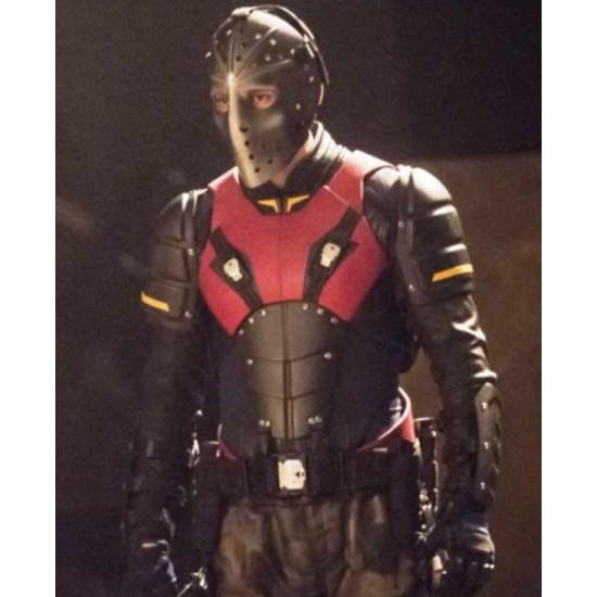 Arrow S06 Wild Dog Leather Jacket