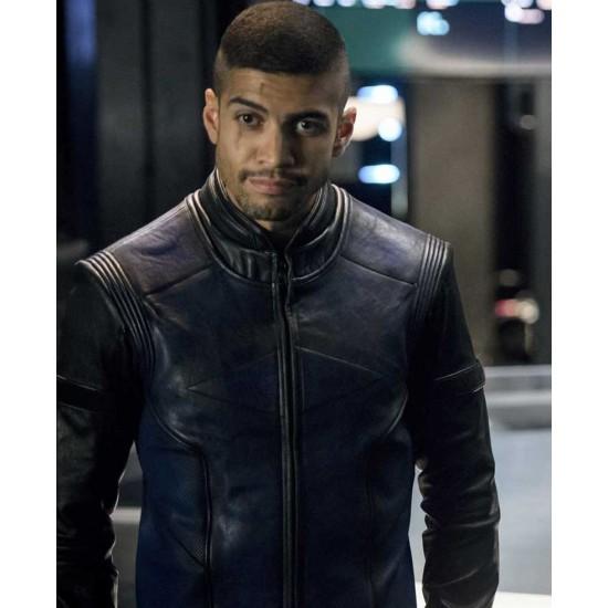 Arrow Rene Ramirez Leather Jacket