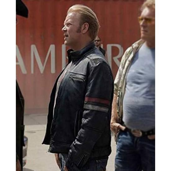 Christiansen Asphalt Burning Anders Baasmo Jacket