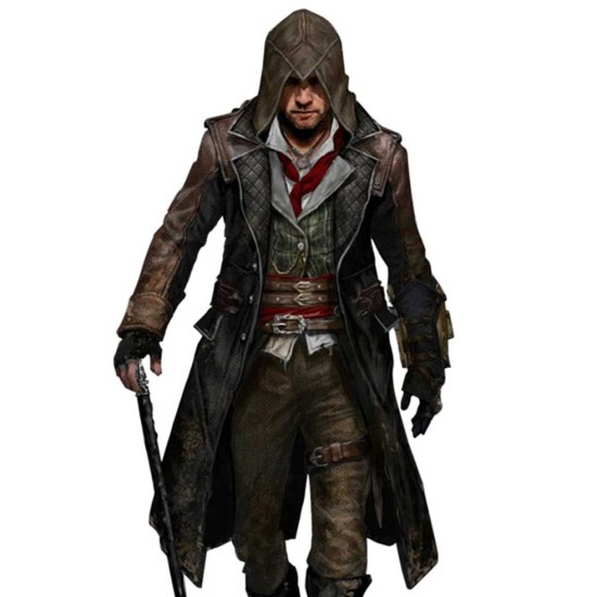 Assassin's Creed Unity Arno Blue Coat