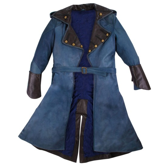 Assassins Creed Unity Arno Dorian Leather Coat