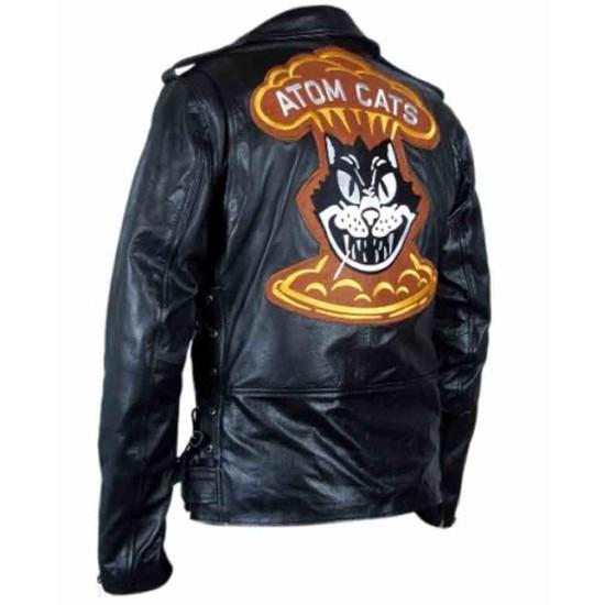 Atom Cats Fallout 4 Biker Leather Jacket