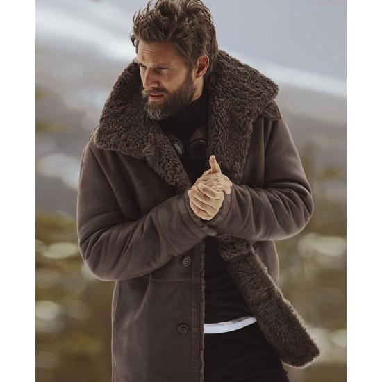 Atomic Blonde David Percival Leather Jacket