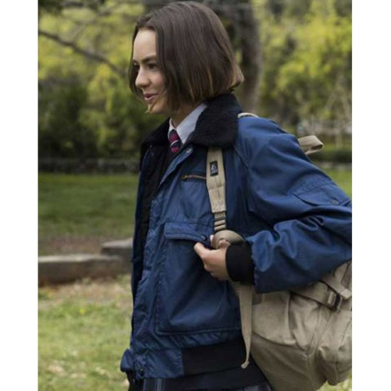 Brigette Lundy Paine Atypical Season 04 Jacket