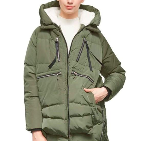 Ava Tran Heartland Season 14 Coat